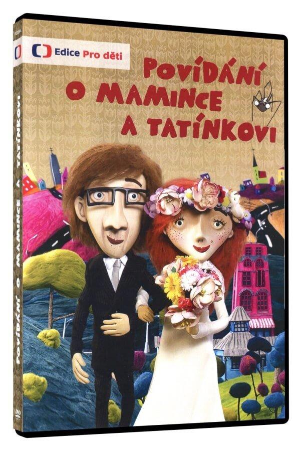 Povídání o mamince a tatínkovi (DVD)