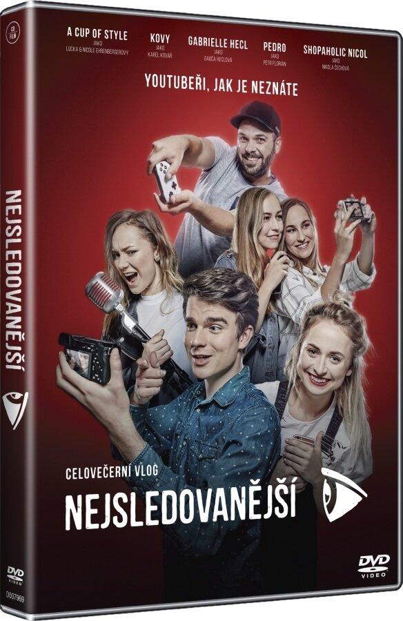 Nejsledovanější (DVD)