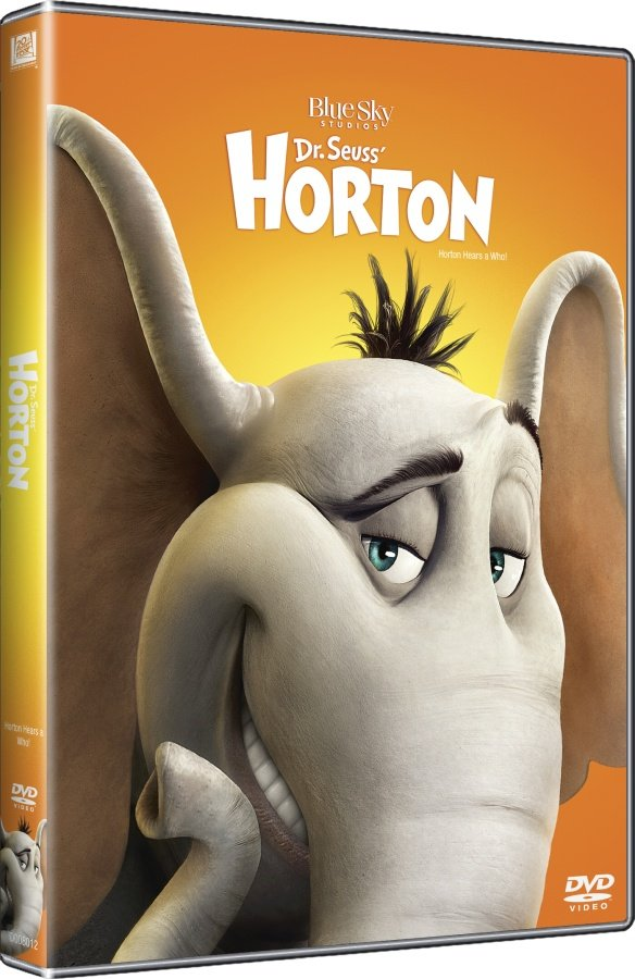Horton (DVD) - edice Big Face