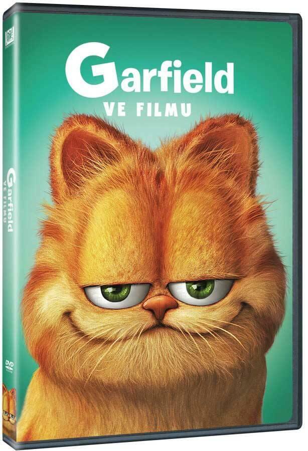 Garfield ve filmu (DVD) - edice BIG FACE