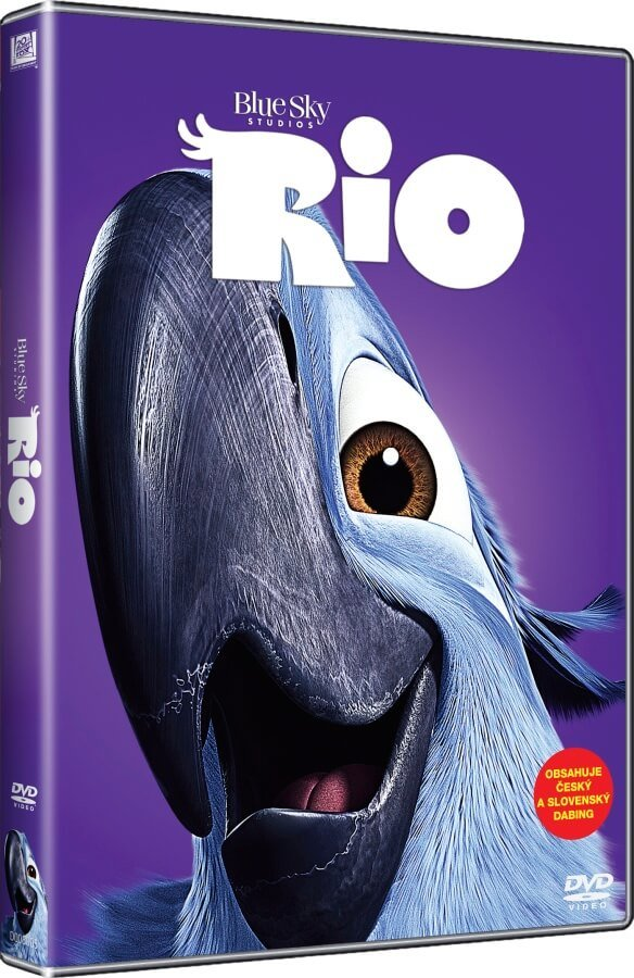 Rio (DVD) - edice Big Face