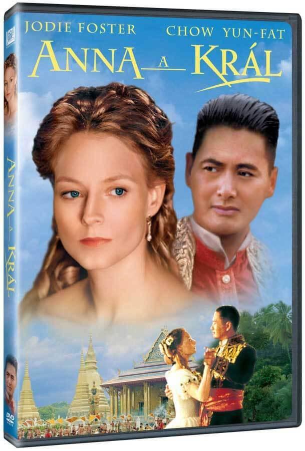 Anna a král (DVD)