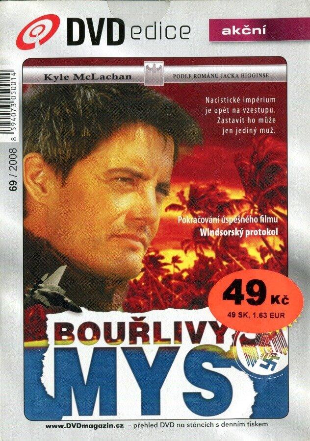 Bouřlivý mys (DVD) (papírový obal)