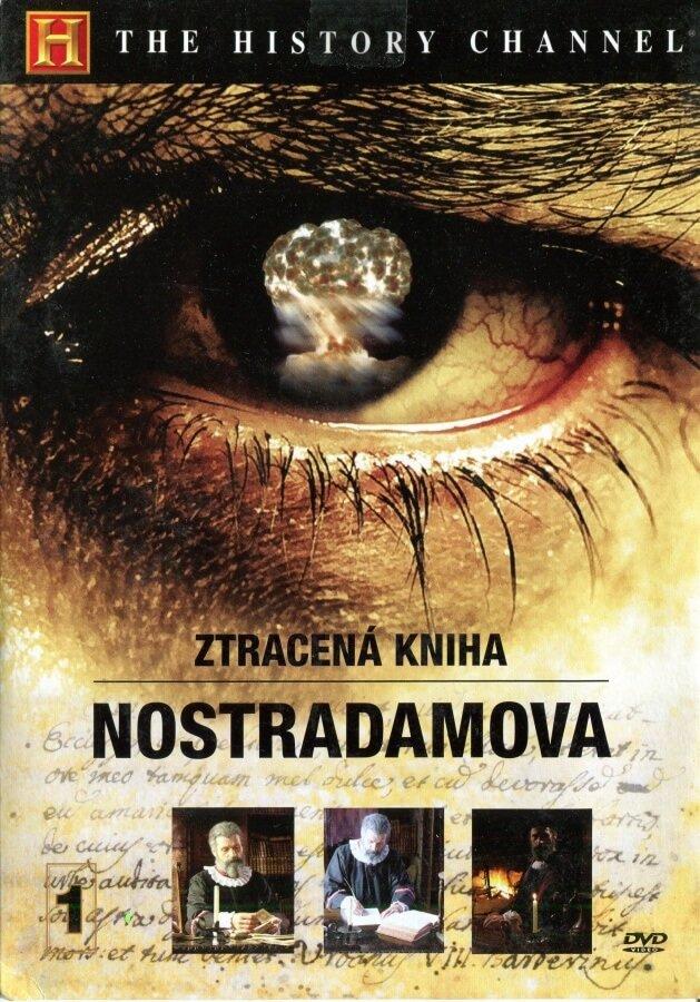 Nostradamova ztracená kniha (DVD) (papírový obal)