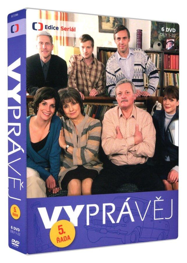 Vyprávěj - 5. série (6 DVD)