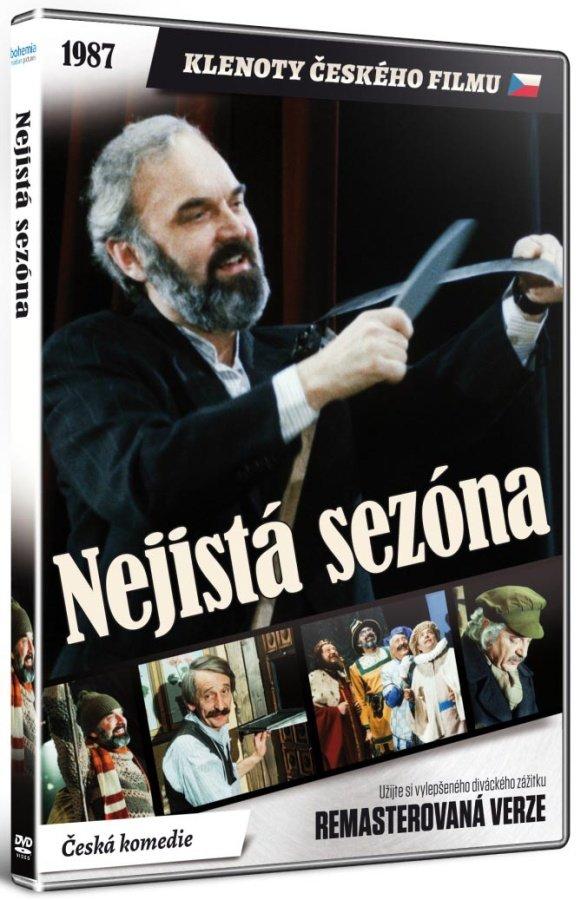 Nejistá sezóna (DVD) - remasterovaná verze