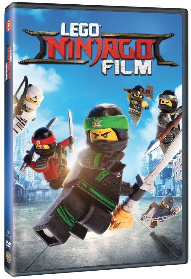 LEGO Ninjago FILM (DVD)