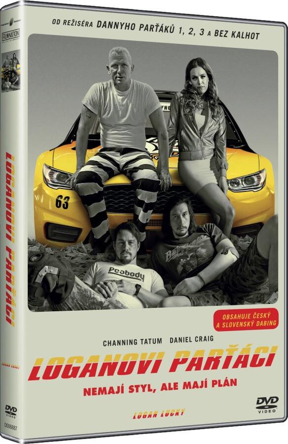 Loganovi parťáci (DVD)
