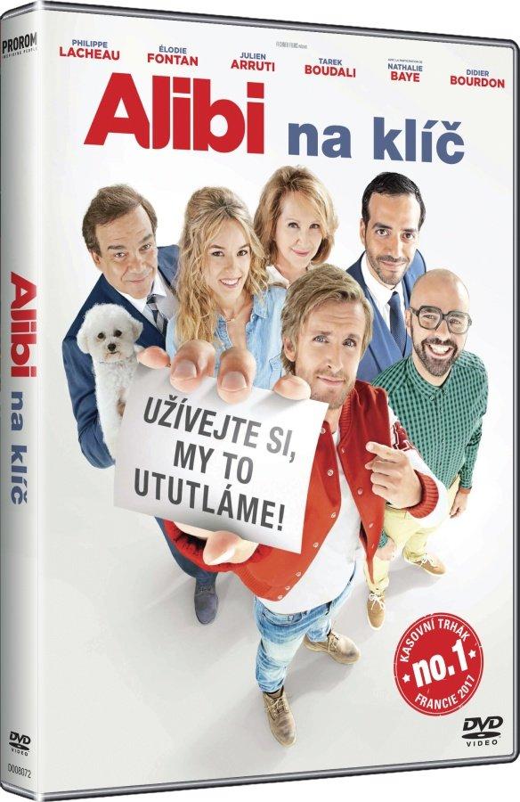 Alibi na klíč (DVD)