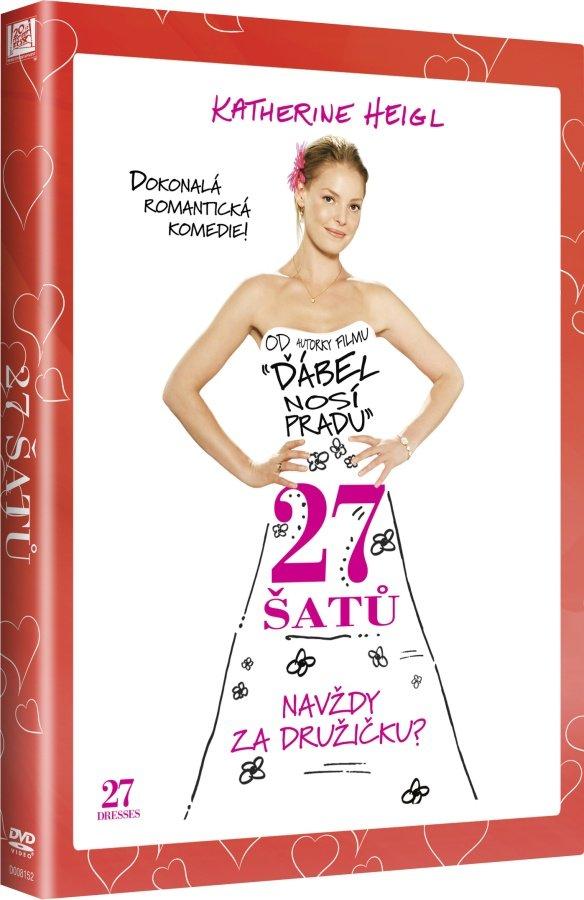 27 šatů (DVD) - edice Valentýn