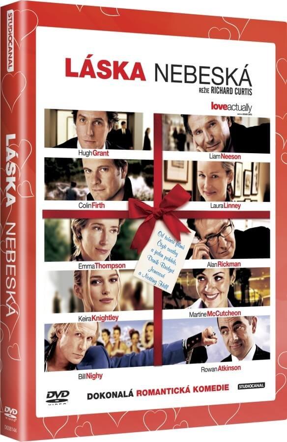 Láska nebeská (DVD) - edice Valentýn
