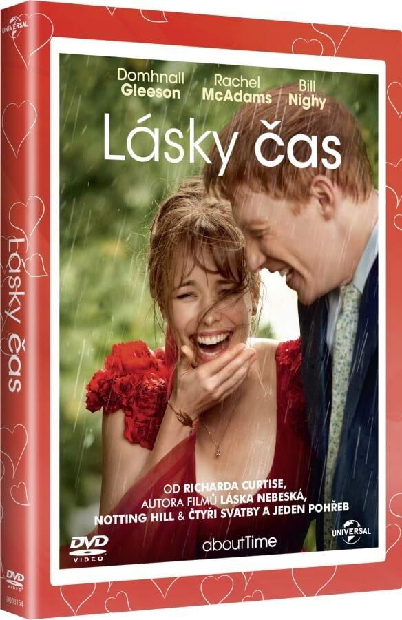 Lásky čas (DVD) - edice Valentýn