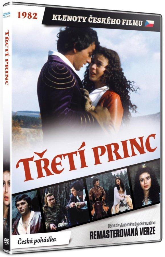 Třetí princ (DVD) - remasterovaná verze
