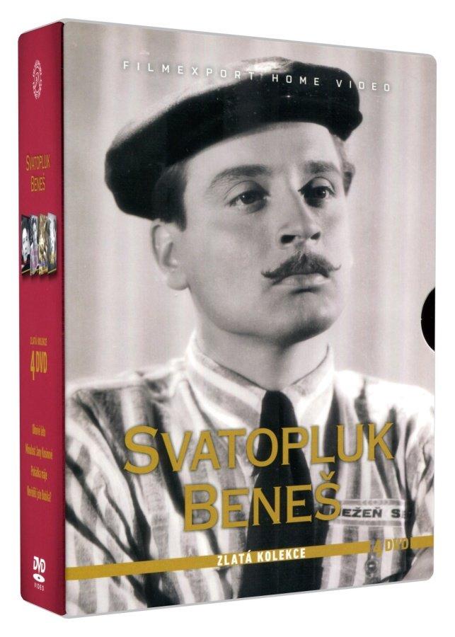 Svatopluk Beneš kolekce (4 DVD)