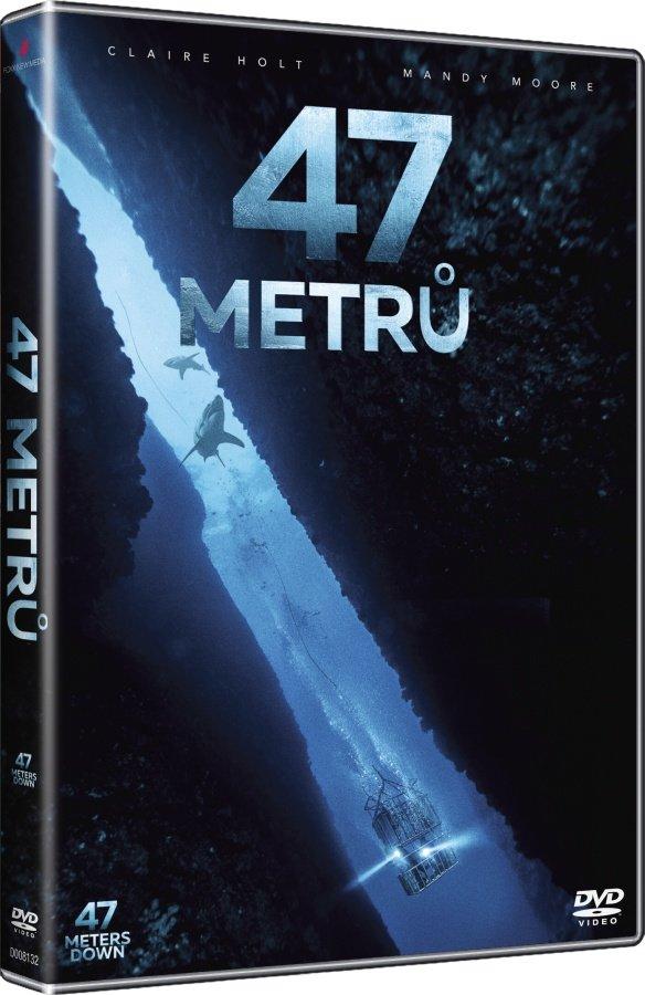47 metrů (DVD)
