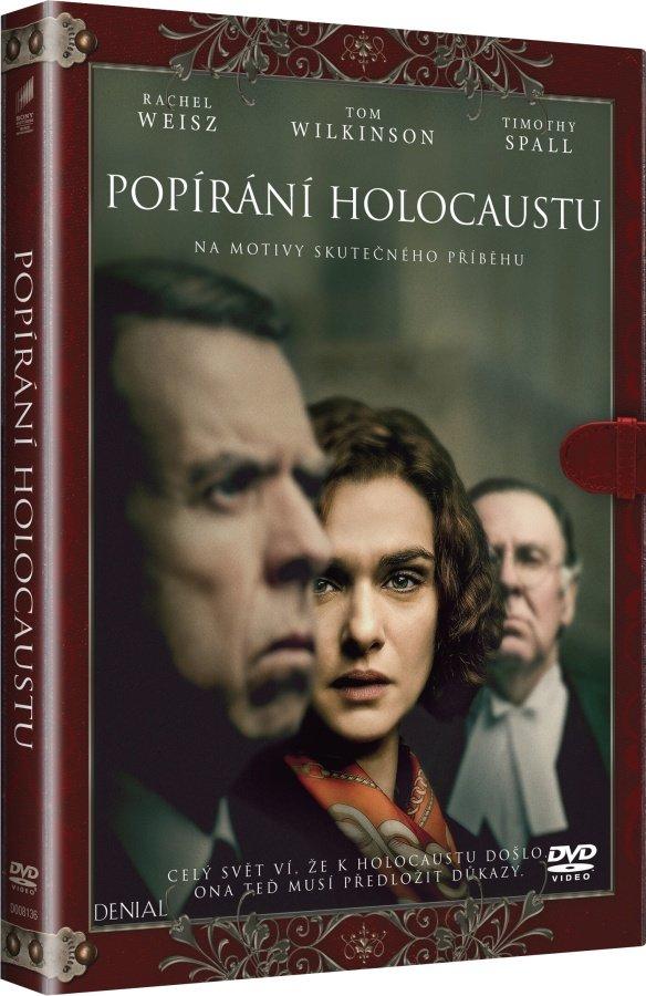 Popírání holocaustu (DVD) - KNIŽNÍ EDICE