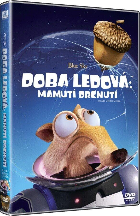 Doba ledová 5: Mamutí drcnutí (DVD) - edice BIG FACE