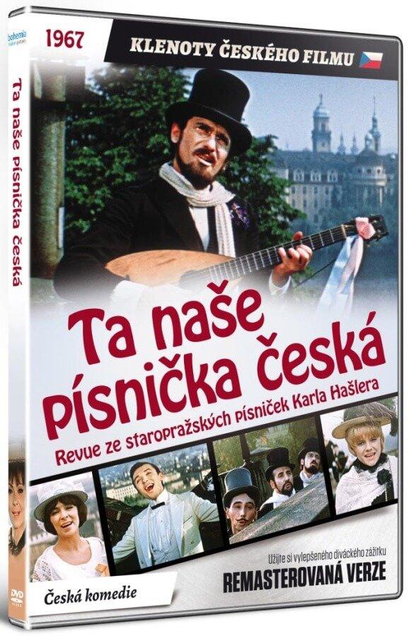 Ta naše písnička česká (DVD) - remasterovaná verze