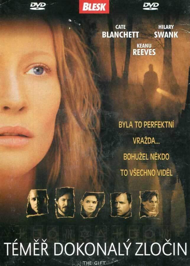Téměř dokonalý zločin (DVD) (papírový obal)