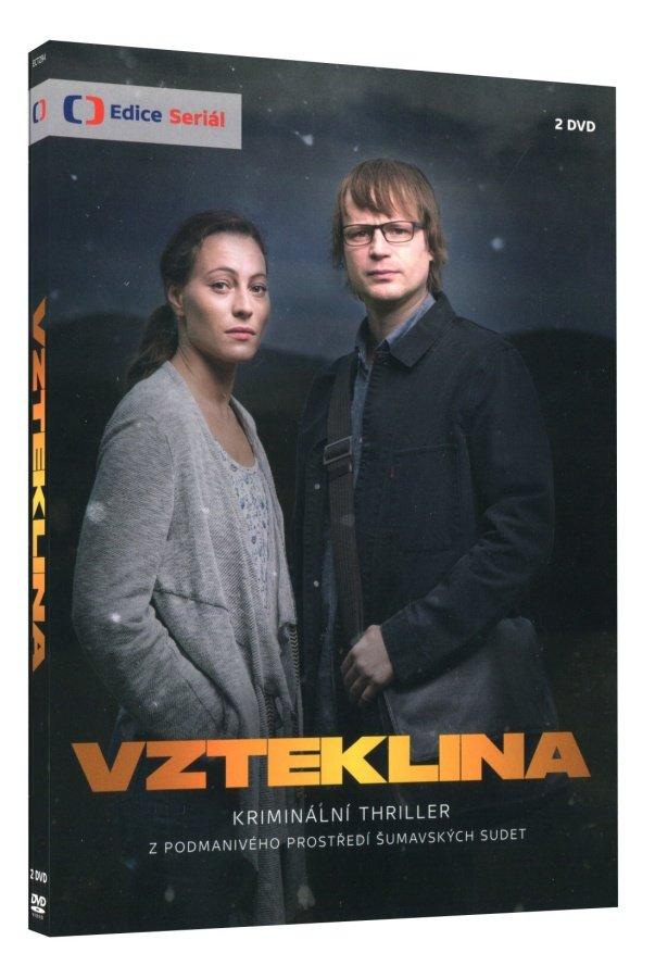 Vzteklina (2 DVD) - seriál