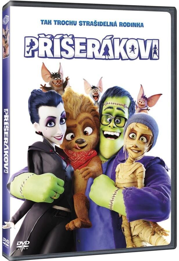 Příšerákovi (DVD)