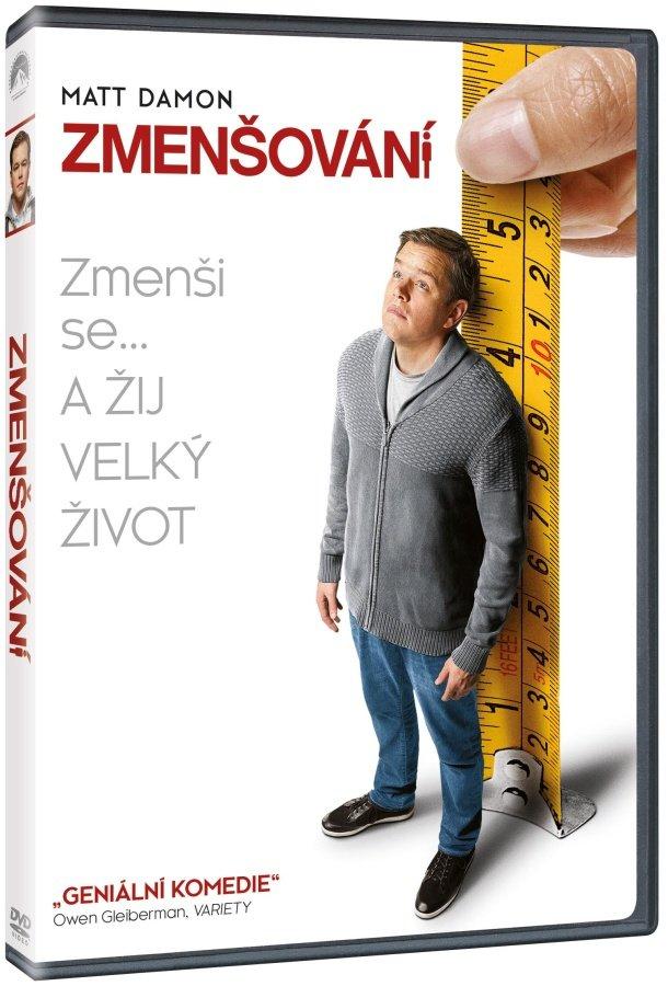 Zmenšování (DVD)