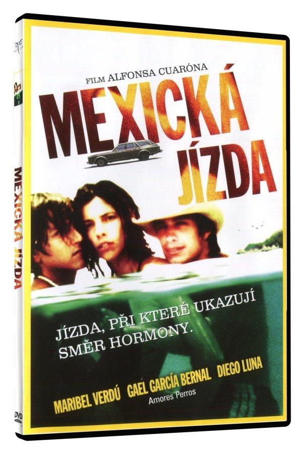Mexická jízda (DVD)