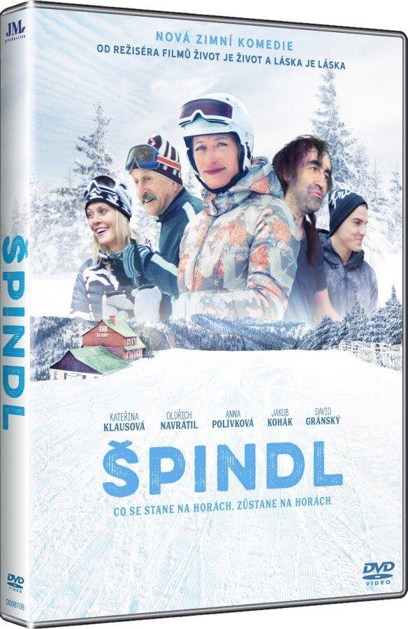 Špindl (DVD)