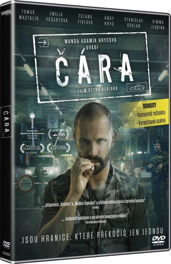 Čára (DVD) - slovenský film