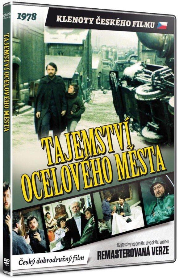 Tajemství ocelového města (DVD) - remasterovaná verze