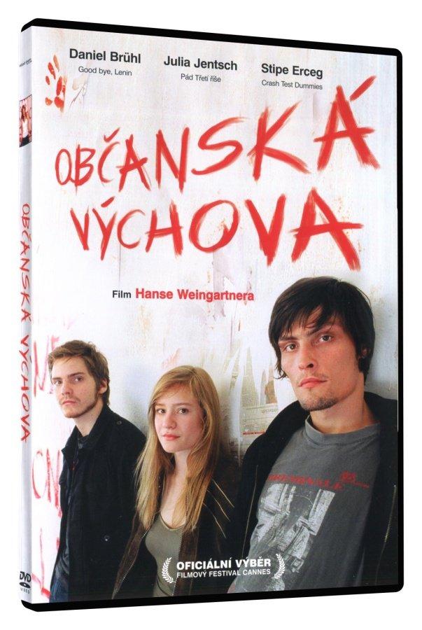 Levně Občanská výchova (DVD)