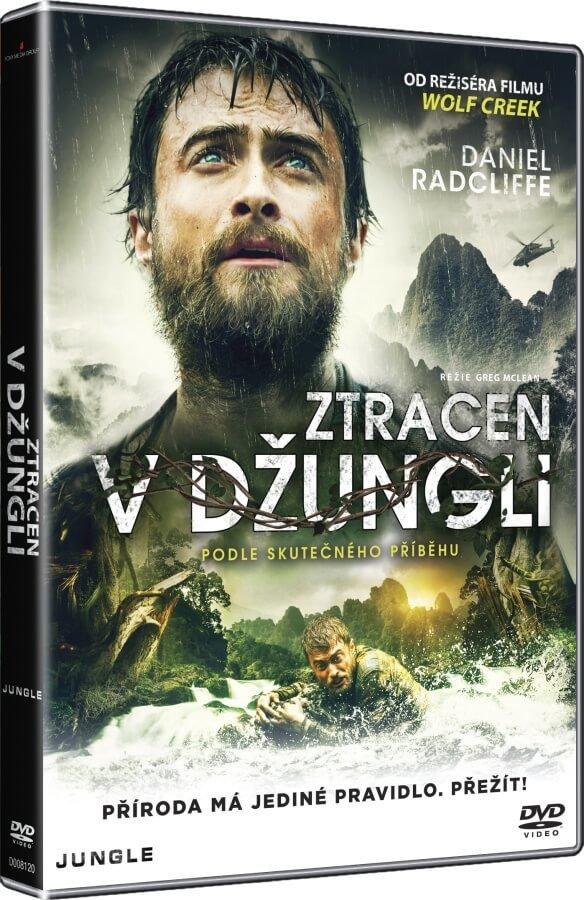 Ztracen v džungli (DVD)