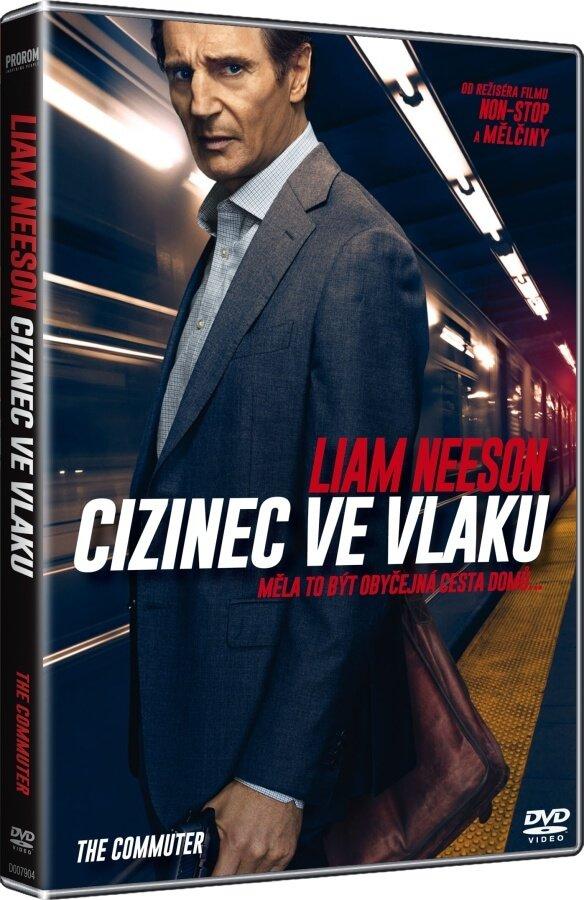 Cizinec ve vlaku (DVD)
