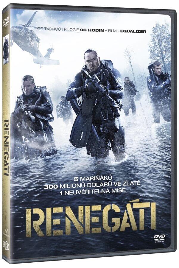Renegáti (DVD)