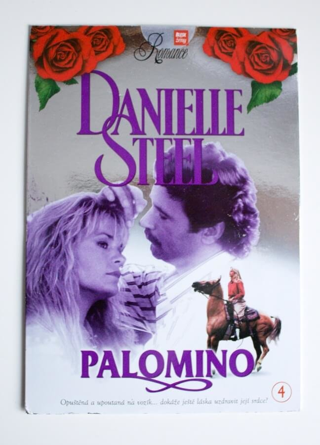 Danielle Steel: Palomino (DVD) (papírový obal)