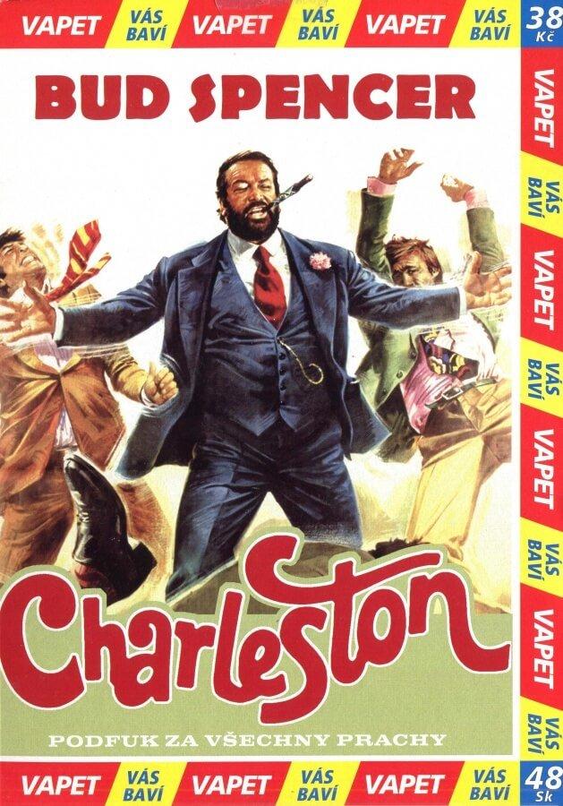 Charleston (DVD) (papírový obal)