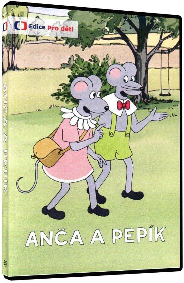 Anča a Pepík (DVD)