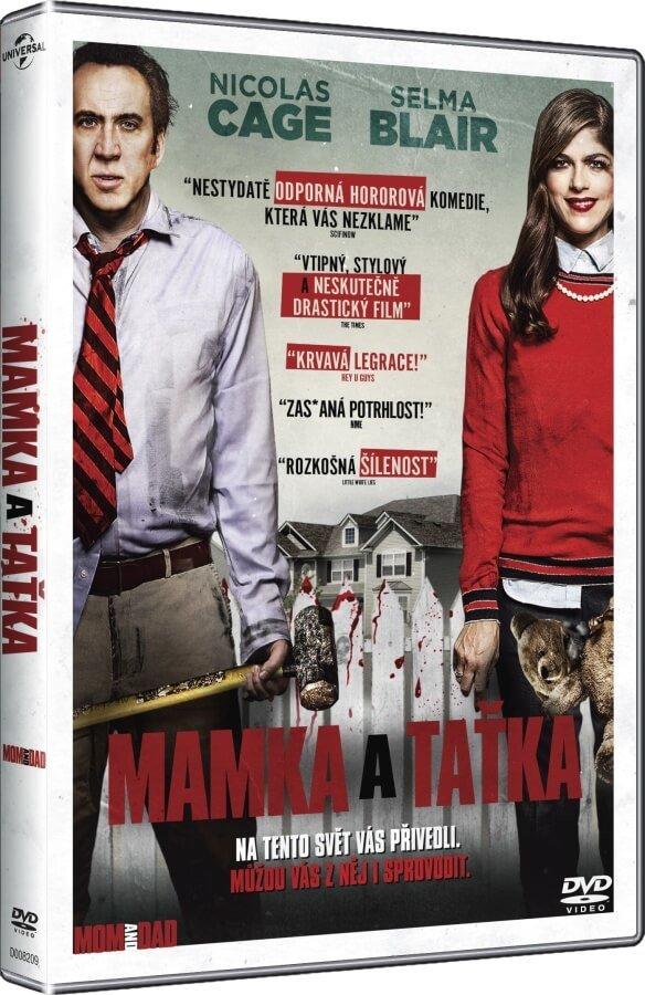 Mamka a taťka (DVD)