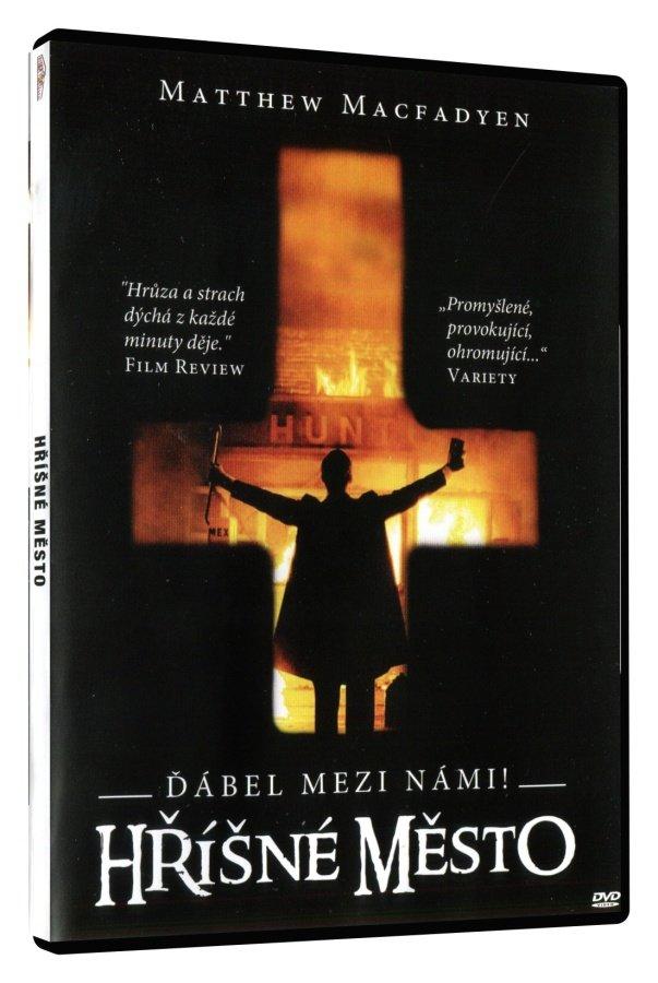 Hříšné město (DVD)