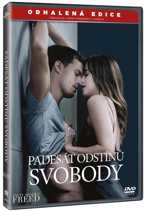 Padesát odstínů svobody (DVD) - prodloužená verze