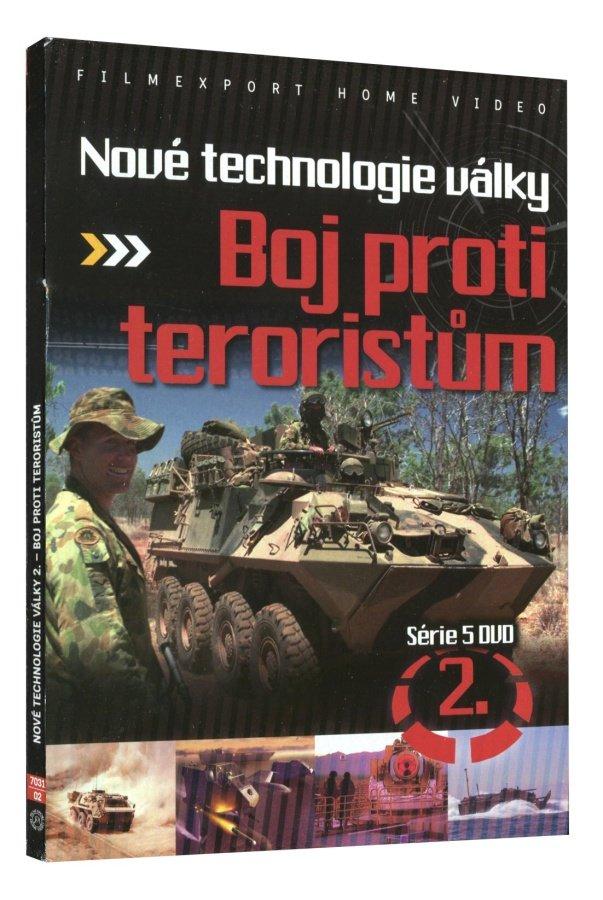 Nové technologie války 2: Boj proti teroristům (DVD)