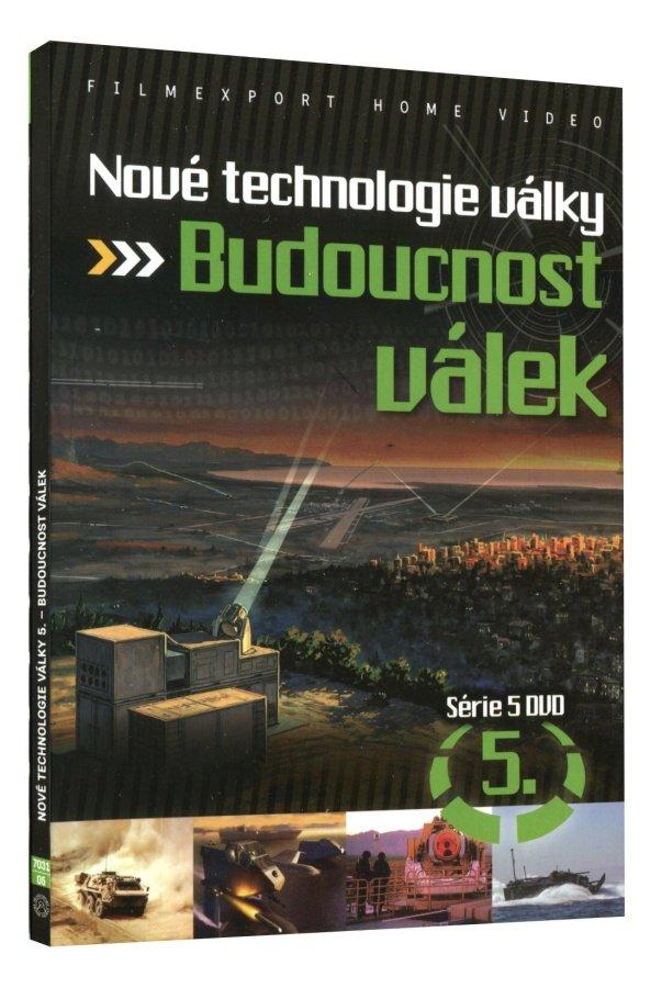 Nové technologie války 5: Budoucnost válek (DVD)
