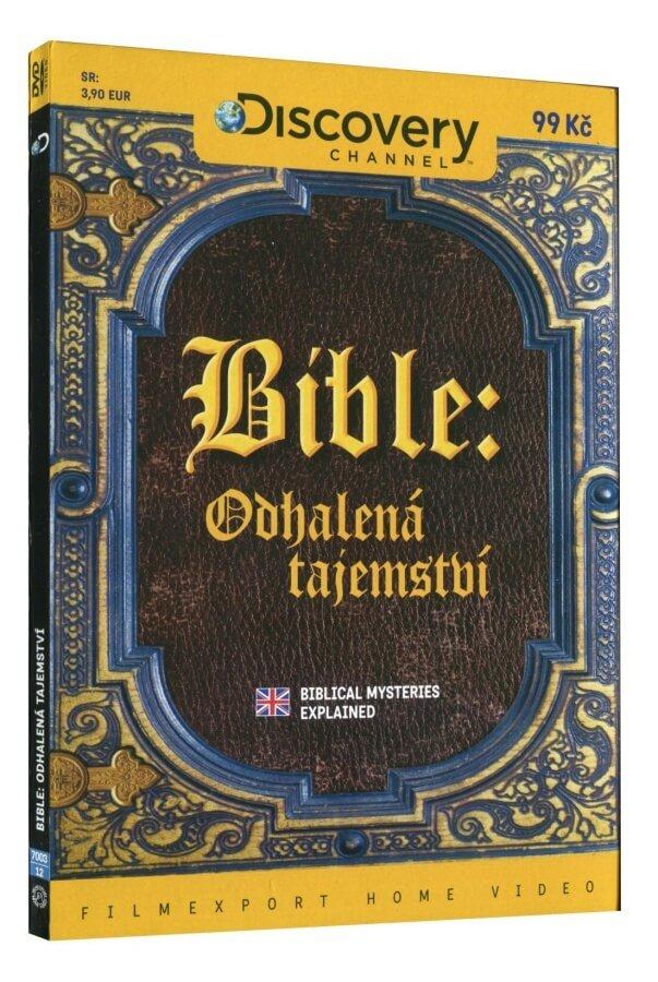 Bible: Odhalená tajemství (DVD)
