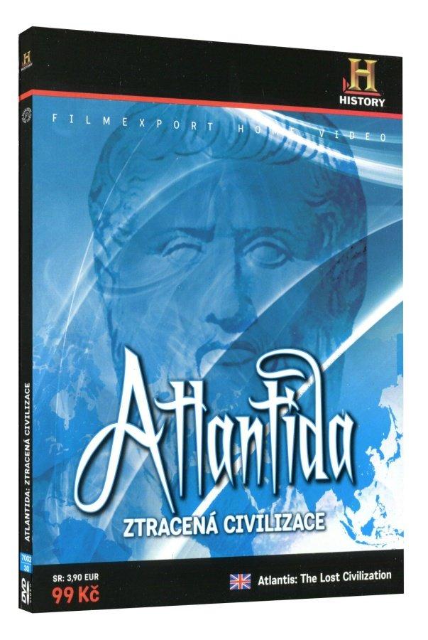 Atlantida: Ztracená civilizace (DVD)