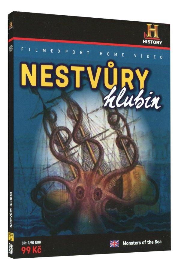 Nestvůry hlubin (DVD)