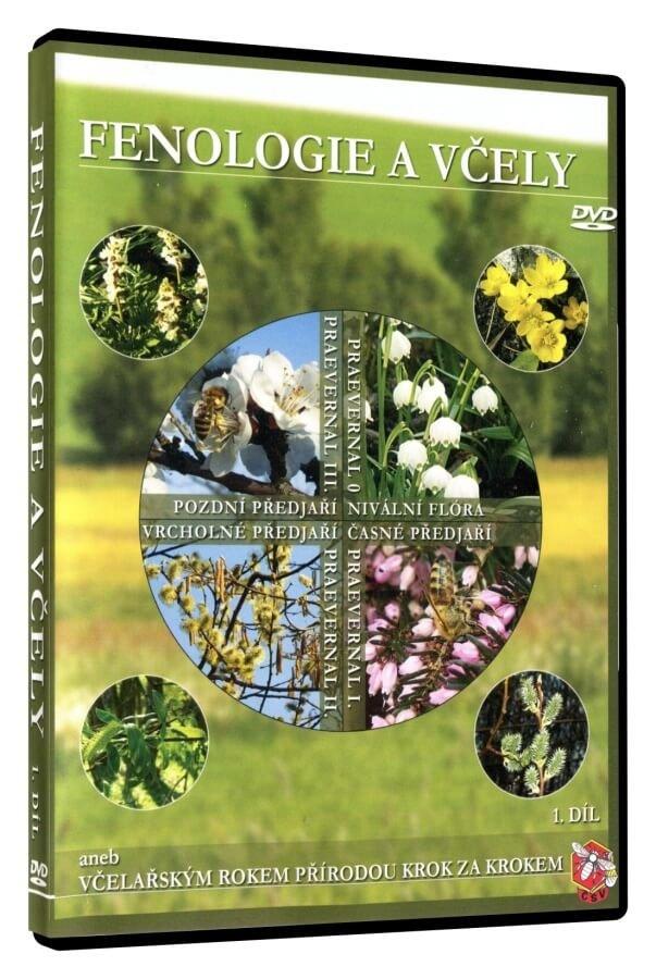 Fenologie a včely aneb včelařským rokem přírodou krok za krokem - 1. díl (DVD)