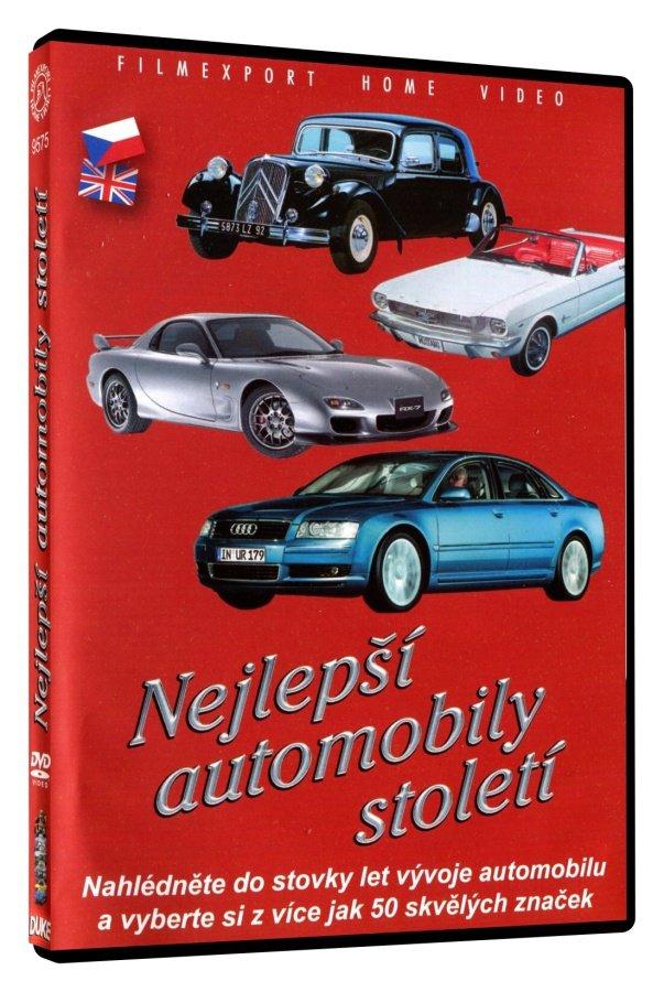 Nejlepší automobily století (DVD)
