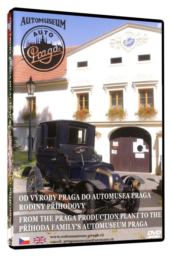 Automuseum PRAGA (DVD)