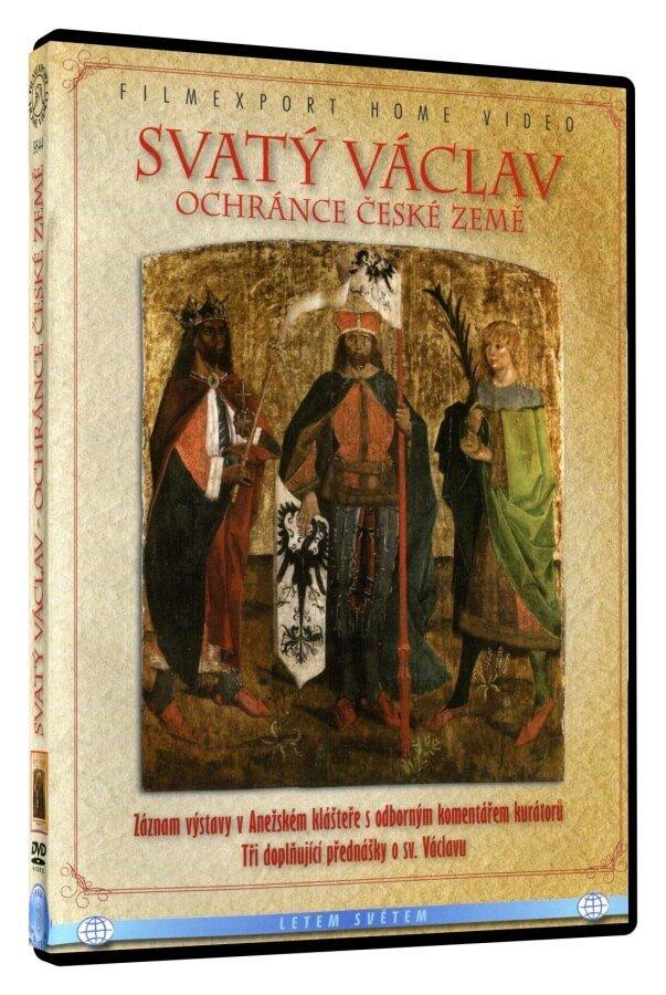 Svatý Václav - ochránce České země (DVD)