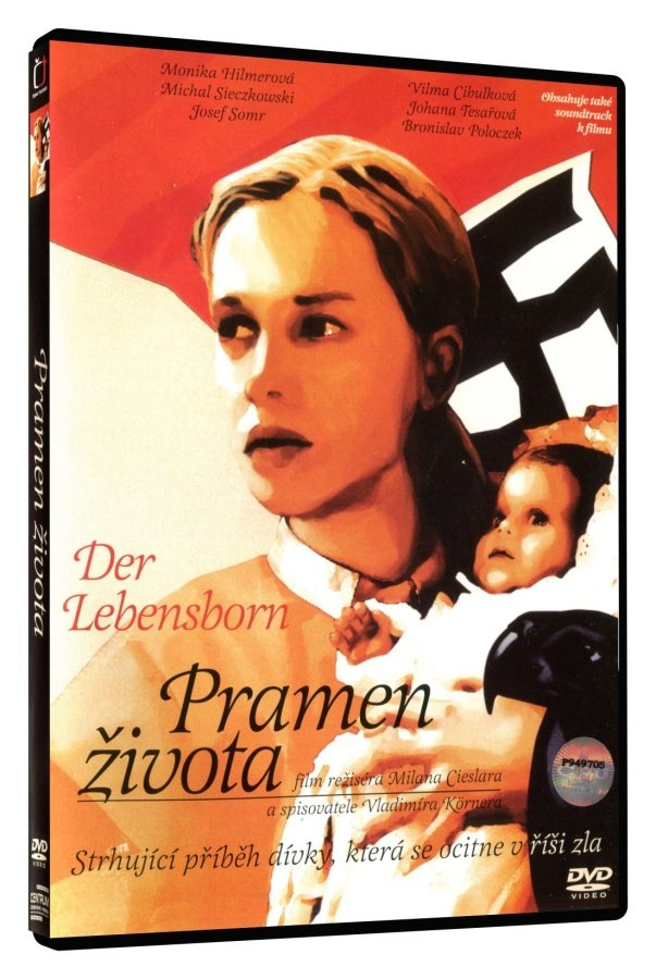 Der Lebensborn - Pramen života (DVD,CD SOUNDTRACK)